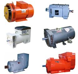 Kirloskar AC Induction Motors, High voltage Motors with Mega